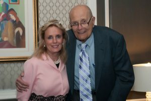 Honorable John Dingell, and the Honorable Debbie Dingell